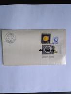 Venezuela Postmark  The Solar Eclipse February 98 At Planetario Humboldt - Astronomie