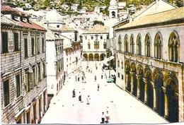 Dubrovnik- Traveled -FNRJ - Kroatië