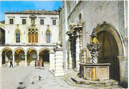 Dubrovnik- Not Traveled -FNRJ - Kroatië