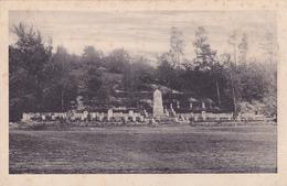 ( 60 ) - Moulin-sous-Touvent Friedhof Cimetière   Carte Allemande 1 ° Guerre - Andere Gemeenten