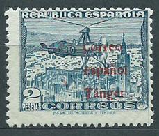 Tanger Sueltos 1938 Edifil 106 ** Mnh - Andere