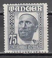 Tanger Sueltos 1948 Edifil 160 ** Mnh - España