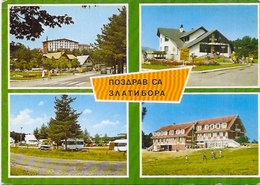 Zlatibor- Traveled -FNRJ - Serbia
