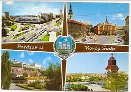 Novi Sad- Traveled -FNRJ - Serbia