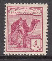 Sahara Sueltos 1924 Edifil 10 ** Mnh - Spanish Sahara
