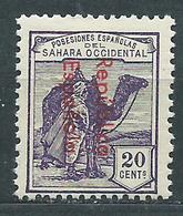Sahara Sueltos 1932 Edifil 39A ** Mnh - Spanish Sahara