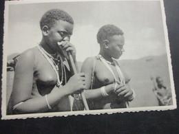 Kivu, Jeune Filles Banya Bongo - Congo Belge - Autres
