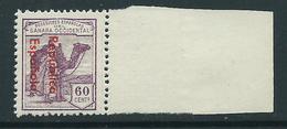 Sahara Variedades 1932 Edifil 44Ahcc ** Mnh  Sobrecarga Cambio De Color - Spanish Sahara