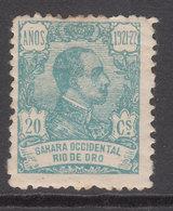 Rio De Oro Sueltos 1921 Edifil 135 * Mh - Rio De Oro