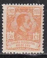 Rio De Oro Sueltos 1921 Edifil 139 ** Mnh - Rio De Oro