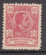 Rio De Oro Sueltos 1921 Edifil 137 * Mh - Rio De Oro