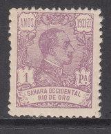 Rio De Oro Sueltos 1921 Edifil 140 ** Mnh - Rio De Oro