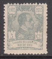 Rio De Oro Sueltos 1921 Edifil 132 ** Mnh - Rio De Oro