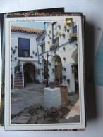 Spanje Espana Spain Andalucia Nice House - Spanje
