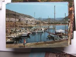Spanje Espana Spain Gran Canaria Sporting Dock Puerto Rico - Gran Canaria