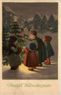 Weihnachten - Kinder - Weihnachten