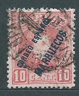 Marruecos Sueltos 1903 Edifil 4 O - Spanish Morocco