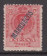 Marruecos Sueltos 1914 Edifil 32 * Mh - Spanish Morocco