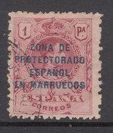 Marruecos Sueltos 1921 Edifil 78 O - Spanish Morocco