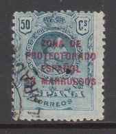 Marruecos Sueltos 1921 Edifil 77 O - Spanish Morocco