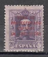 Marruecos Sueltos 1923 Edifil 85 * Mh - Spanish Morocco