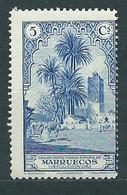 Marruecos Sueltos 1928 Edifil 107 ** Mnh - Spanish Morocco