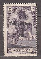 Marruecos Sueltos Telegrafos Edifil 35 ** Mnh - Spanish Morocco