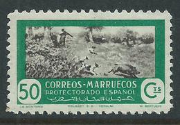 Marruecos Sueltos 1951 Edifil 332 * Mh - Spanish Morocco