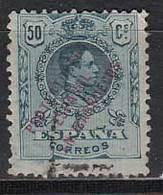 Marruecos Variedades 1915 Edifil 52hz O - Spanish Morocco