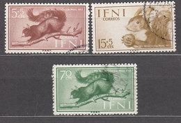 Ifni Correo 1955 Edifil 125/7 O - Ifni