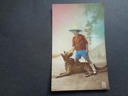 Enfant ( 4256 )  Kind     Chien  Hond - Enfants