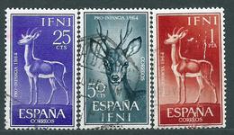 Ifni Correo 1964 Edifil 203/5 O - Ifni