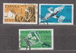 Ifni Correo 1968 Edifil 236/8 O - Ifni