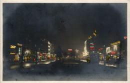 Berlin Bei Nacht - Tauenzienerstrasse - Deutschland