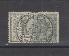 COB 53 Oblitération Centrale SICHEM-LEZ-DIEST - 1893-1907 Armoiries