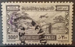 GRAND LIBAN 1945 - Canceled - YT 100 - 300P - Grand Liban (1924-1945)