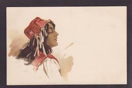 CPA Art Nouveau Non Circulé Femme Girl Women - Donne