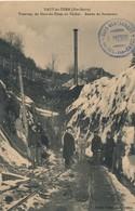 I191 - 70 - HAUT-DU-THEM - Haute-Saône - Tramway Du Haut-du-Them Au Thillot - Entrée Du Souterrain - Sonstige Gemeinden
