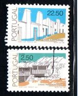 N° 1659,60 - 1986 - Oblitérés