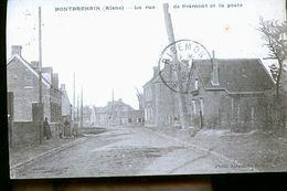 MONTBREHAIN - Francia