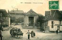 AUBUSSON   = Tribunal Et Collège  1178 - Aubusson