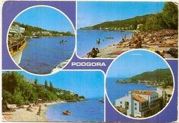 Podgora- Traveled FNRJ - Kroatië