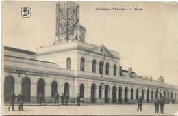 Tienen - Tirlemont - Thienen *   La Gare - Tienen