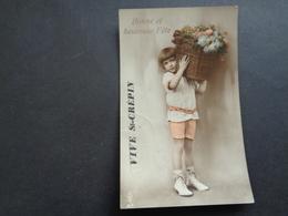 Enfant ( 4278 )  Kind  Vive St. - Crépin - Enfants
