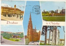 Osijek- Traveled FNRJ - Kroatië