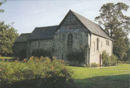 Postcard - Donnington Le Heath - Manor Houseb Card No.. Posted 27th Aug 13 Very Good - Postcards
