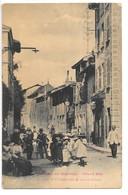 Cpa...St-jean-de-Bournay...(Isère)...grand' Rue...animée...commerces... - Saint-Jean-de-Bournay