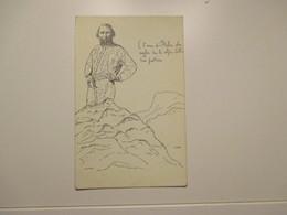 GARIBALDI Comitato Preparazione Civile Per Assistenza Famiglie Feriti Illustratore L.Ughi - Geschiedenis