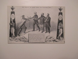 GARIBALDI Alla Memoria Grandi Uomini Che Formarono L'Italia Giovannacci Luigi Editore - Geschiedenis
