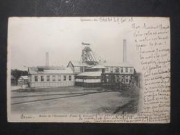 59 - Douai - CPA - Mines De L'Escarpelle ( Fosse N° 6 ) - B.E -  1903 - - Douai